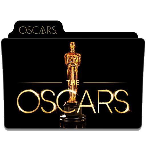 Oscars Academy Awards Folder Icon
