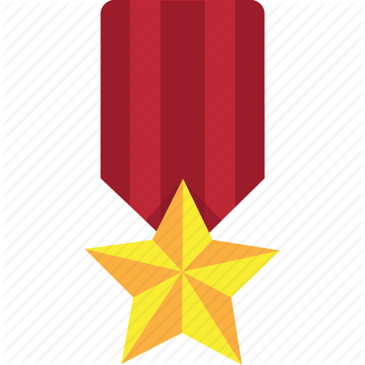 Winner Badge Awards Png Icon