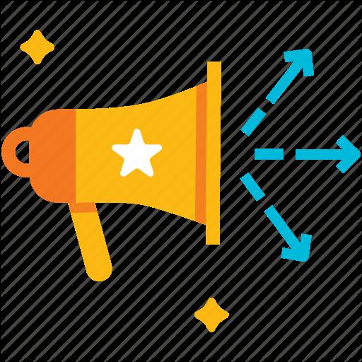 Advertising, Awareness, Brand, Branding, Marketing, Promotion Icon