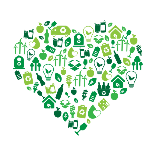 Environmental Awareness Icons Set
