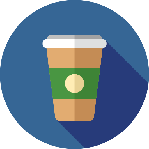 Coffee, Take Away, Paper Cup Icon
