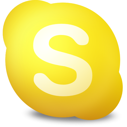 Contact, Skype, Away Icon