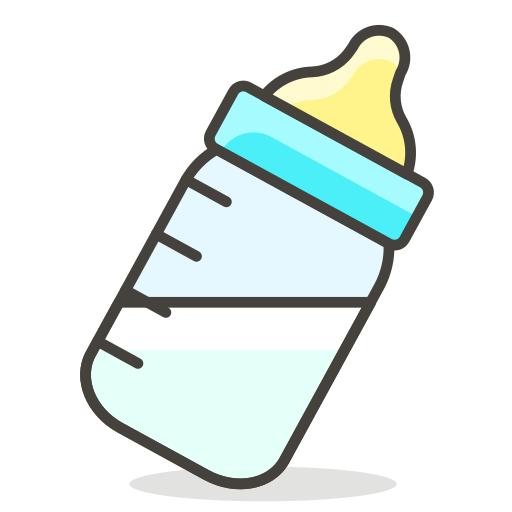 Baby, Bottle Icon Free Of Free Vector Emoji