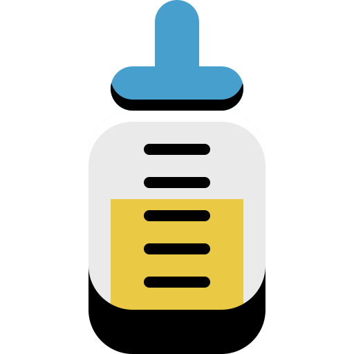 Feeder, Feeding Bottle Icon With Png And Vector Format For Free