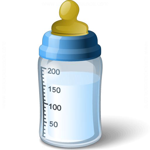 Iconexperience V Collection Feeding Bottle Icon
