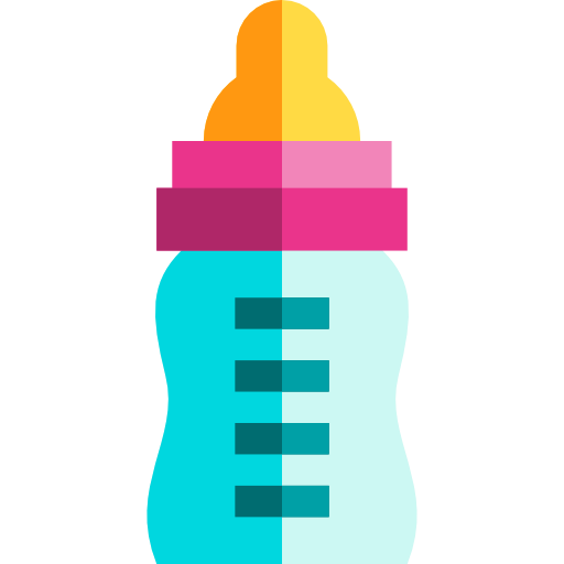 Nursery, Kid And Baby, Feeder, Baby Bottle Icon