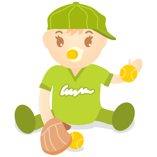 Baby Green Icon