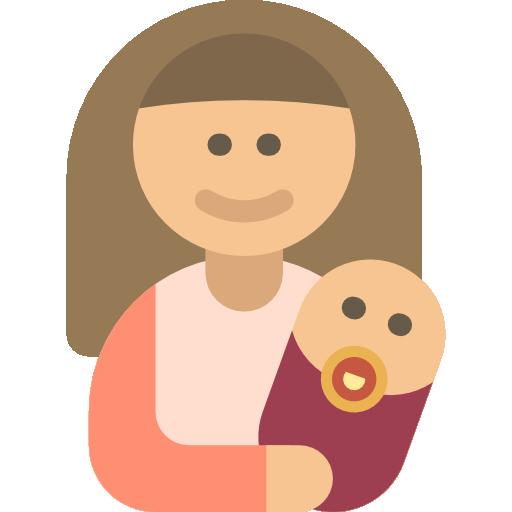 Mother, Baby Clothing, Babies, Boy, People, Girl Icon