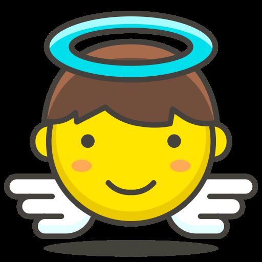 Baby, Angel Icon Free Of Free Vector Emoji