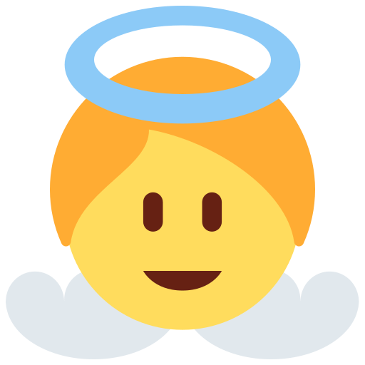 Baby Angel Emoji Meaning With Pictures From A To Z