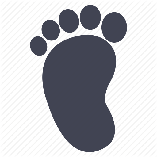 Baby, Child, Feet, Kid, Maternity Icon