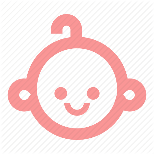 Baby, Baby Boy, Baby Girl, Happy Kid, Infant, Kid, Smile Icon