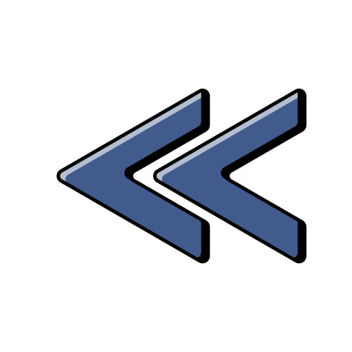 Back, Backwards, Repeat, Arrows, Arrow, Blue Icon Free Of Music