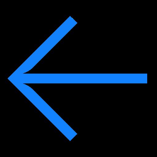 Left, Arrows, Direction, Back, Arrow Icon