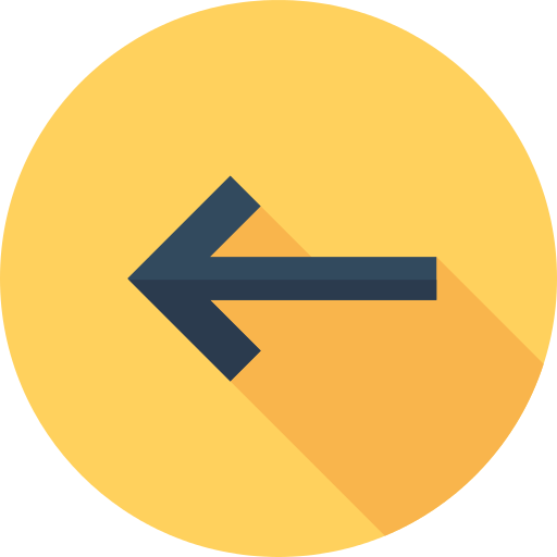 Left Arrow Back Png Icon