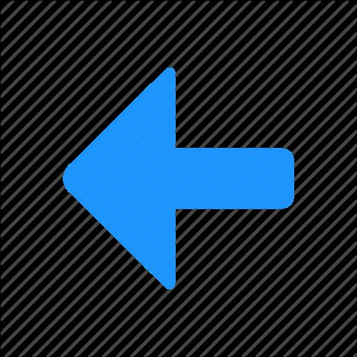 Arrow, Back Button, Navigation, Pointer Icon