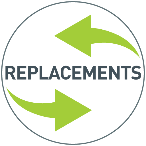 Icon Replacements