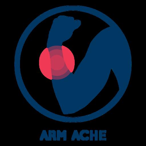 Arm Ache Icon