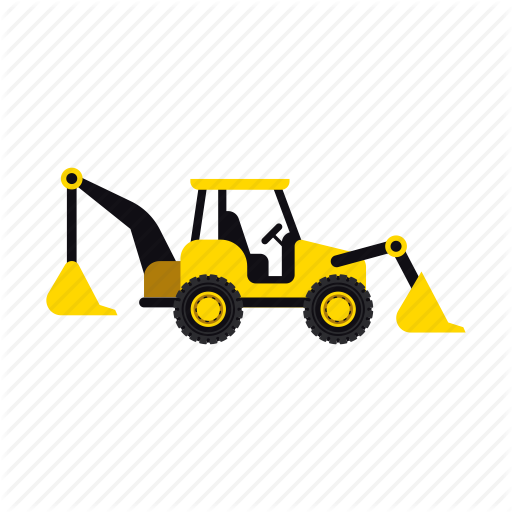 Backhoe, Construction, Heavy, Soil, Transportation, Truck, Vehicle