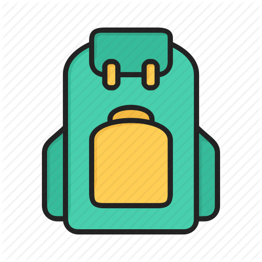 Backpack, Bag, Rucksack, Travel, Traveling Icon