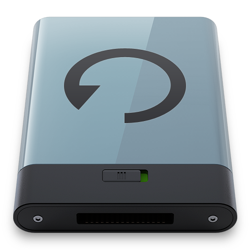 Backup Icon Hyper Realistic Hd Iconset