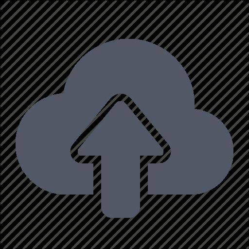 Backup, Cloud, Data, Internet, Online, Upload Icon