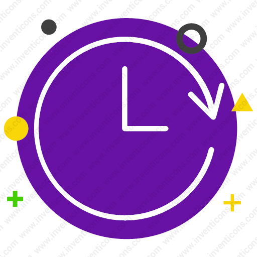 Download Back,backup,clock,revert,time Icon Inventicons