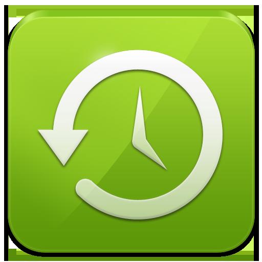 Go Backup Icon