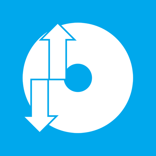 Restore, And, Backup Icon