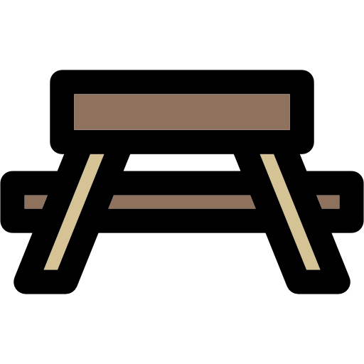Miraculous Gym Bench Timber Icon Coral Bench