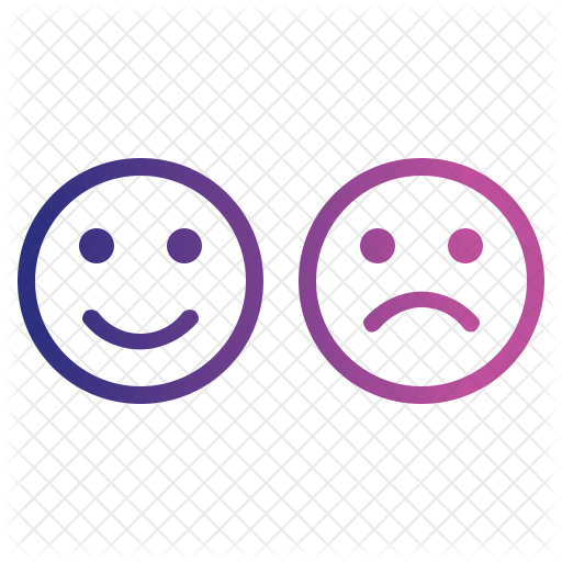 Good Bad Icon Png Png Image