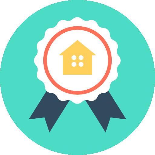 Badge Icon Real Estate Vectors Market