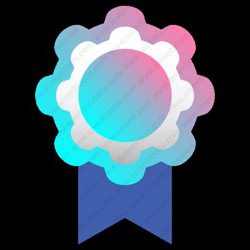 Download Badge Icon Inventicons