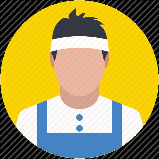Badminton Player, Player Avatar, Sport Man, Squash Player, Tennis