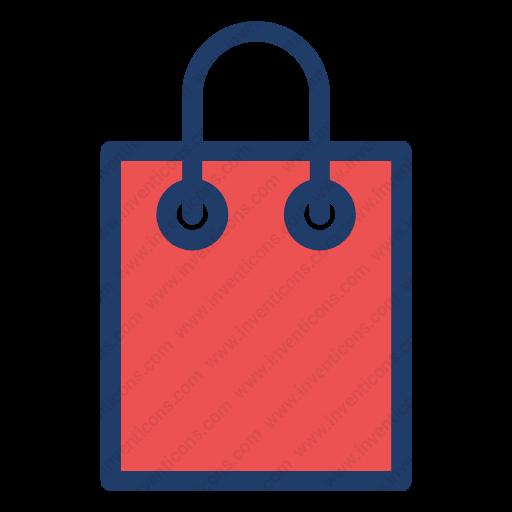 Download Bag Icon Inventicons