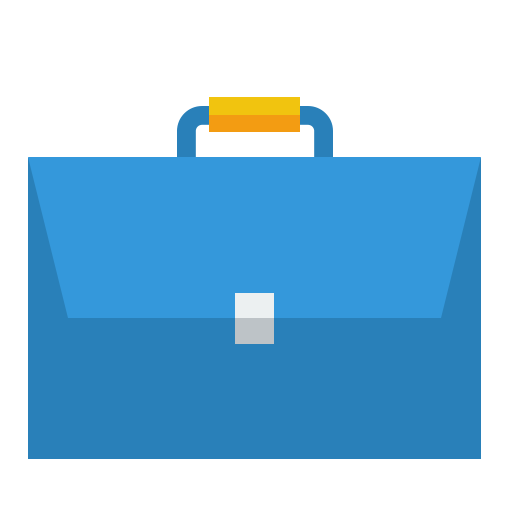 Office, Bag Icon
