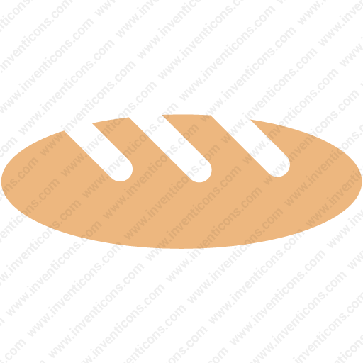 Download Baguette,bakery,bread,food Icon Inventicons