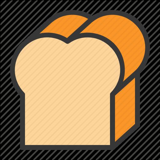 Baker, Bakery, Bread, Food, Sweets Icon