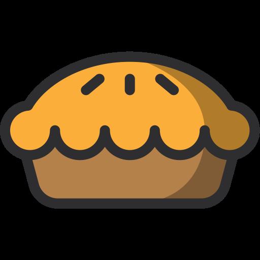 Baker, Pie, Food, Dessert, Bakery Icon