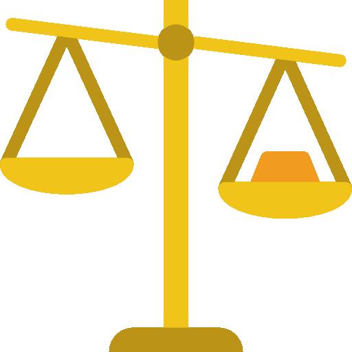 Balance Icon Business Smashicons