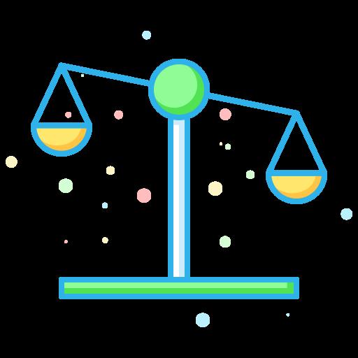 Balance Icon Business Economic Iconset Inipagi Studio