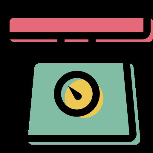 Balance Icon Free Of Machine Color Set Icons