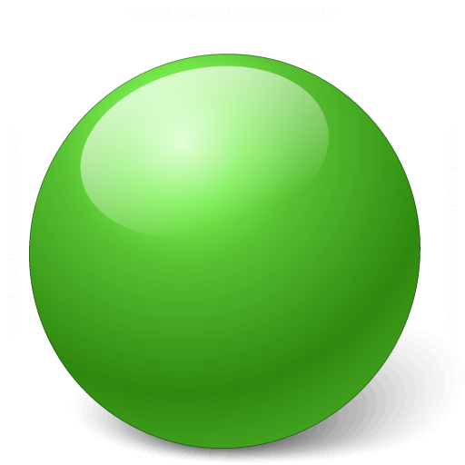 Iconexperience V Collection Object Ball Icon
