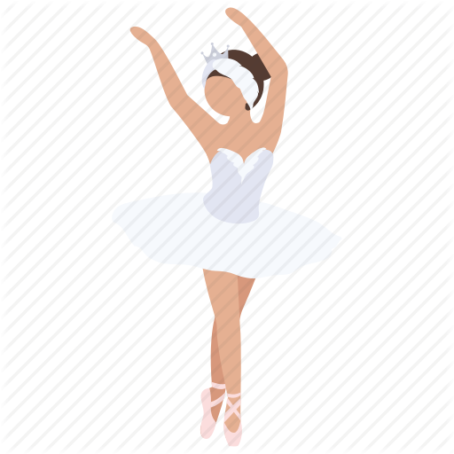 Ballerina, Ballet, Dance, Dancer, Studio Pirhouette, Tutu Icon
