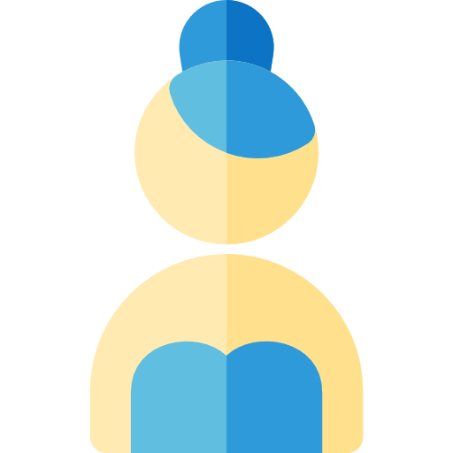 People, User, Profile, Avatar, Social, Ballerina Icon