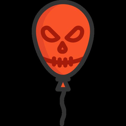 Balloon Halloween Png Icon
