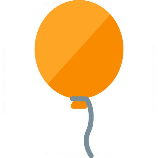 Iconexperience G Collection Balloon Icon