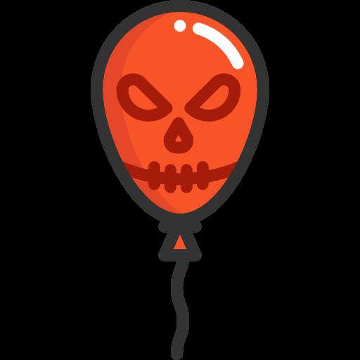 Balloons, Halloween, Decoration, Celebration, Party, Balloon Icon
