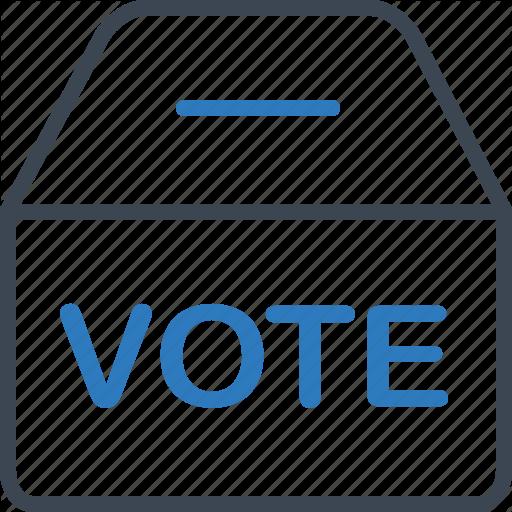 Ballot, Box, Polling, Voting Icon