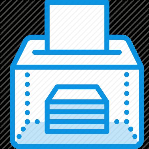 Ballot, Box, Votes Icon